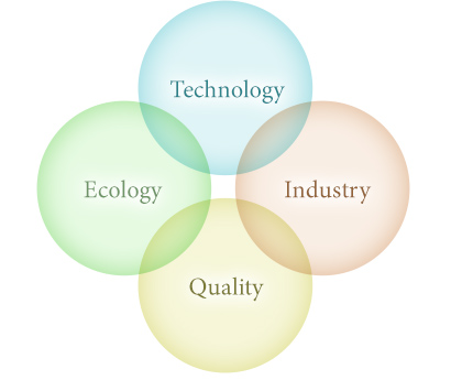 Technology Industry Quality Ecology